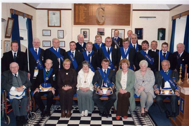 The Masonic Observer: Buchan Observer,Cancer Support,Lodge Ugie 939,Province Of